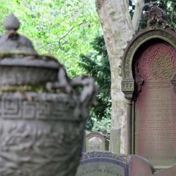 Jüdischer-Friedhof