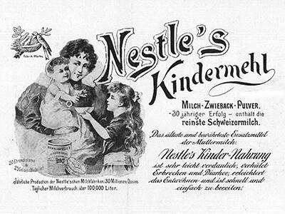 Nestle Kindermehl
